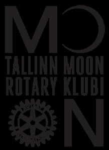 Tallinn Moon Rotary klubi logo