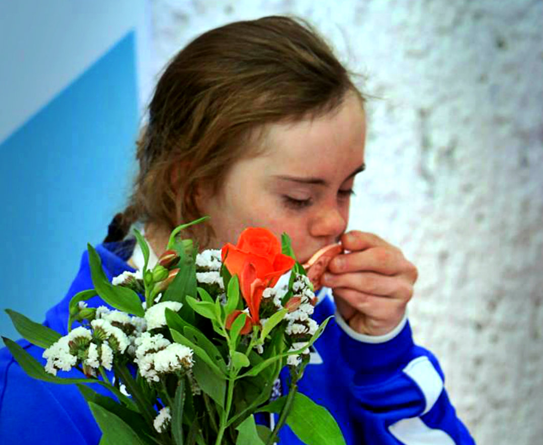 Noorsportlane ujuja Maria Rein